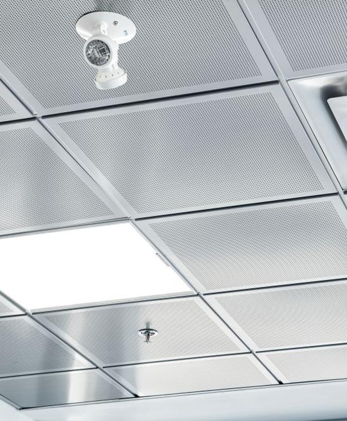 Acoustic Metal Ceiling