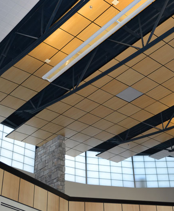 Sound Silencer Ceiling Tiles