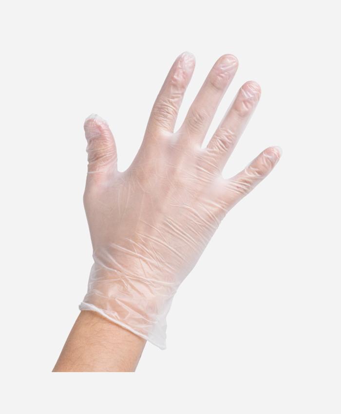 Cleanroom Vinyl Glove