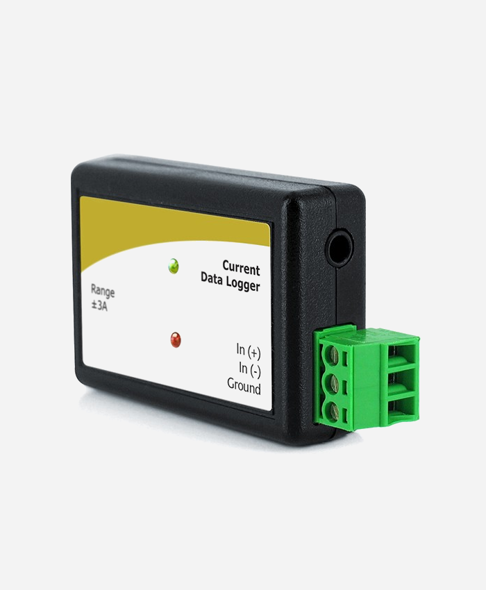 DC Current Process Data Logger