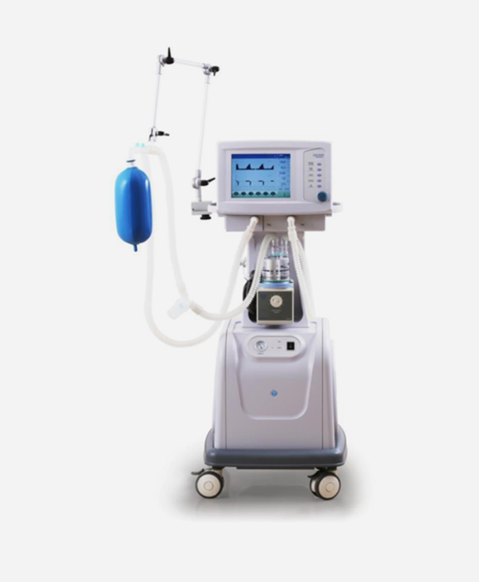 Adult and Pediatric Medical Ventilator