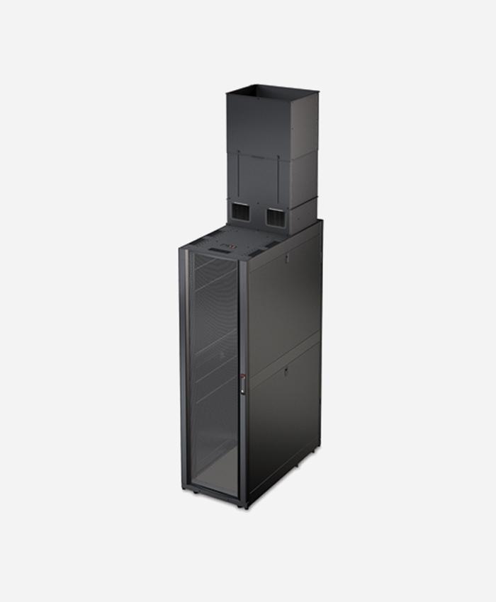 Data Center Vertical Exhaust Duct