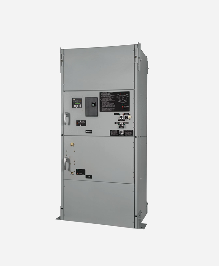 Bypass-Isolation Transfer Switch