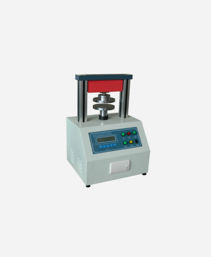 Paper Crush Tester Machine