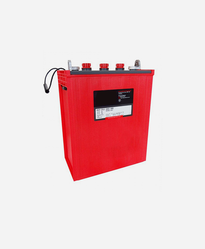 Flooded Deep Cycle Battery