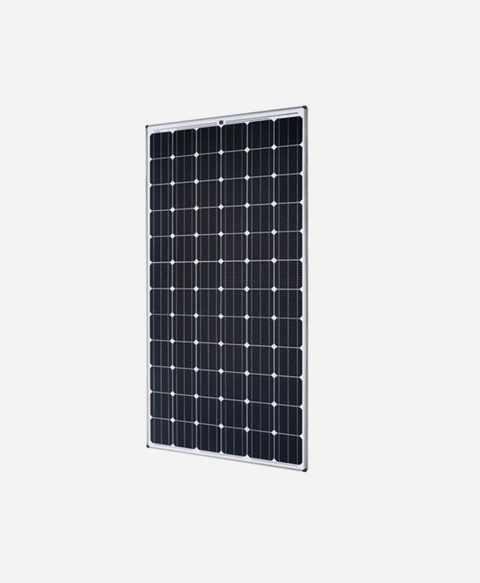 Solar Module 325 XL Mono (with silver frame)