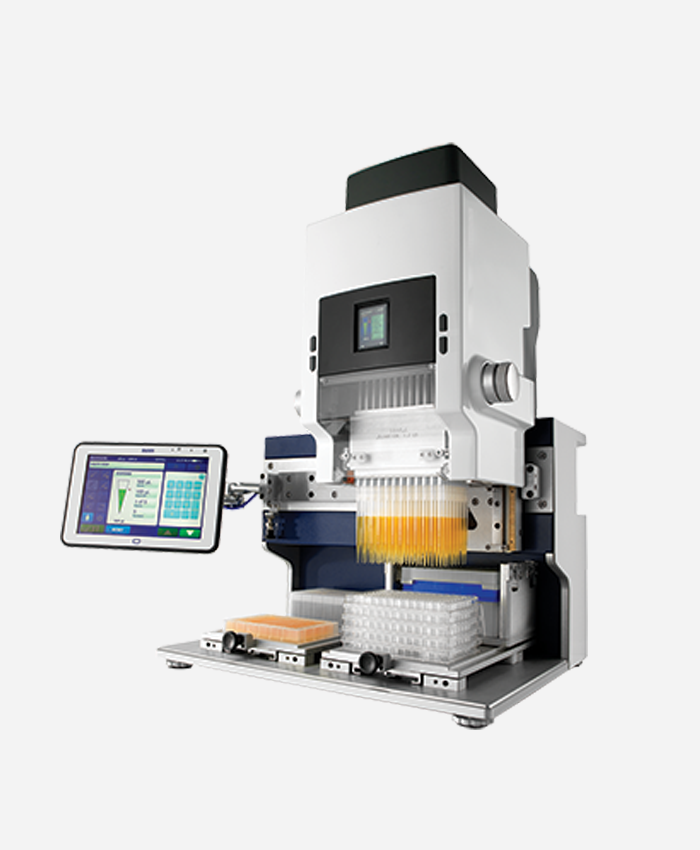 Semi-Automated Pipetting System