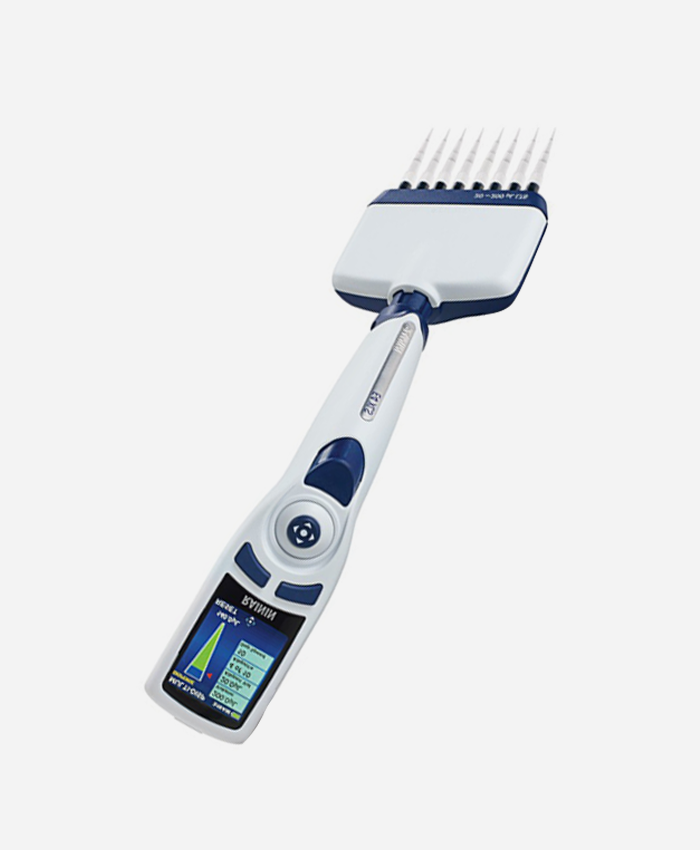 Multi Channel Electronic Pipette