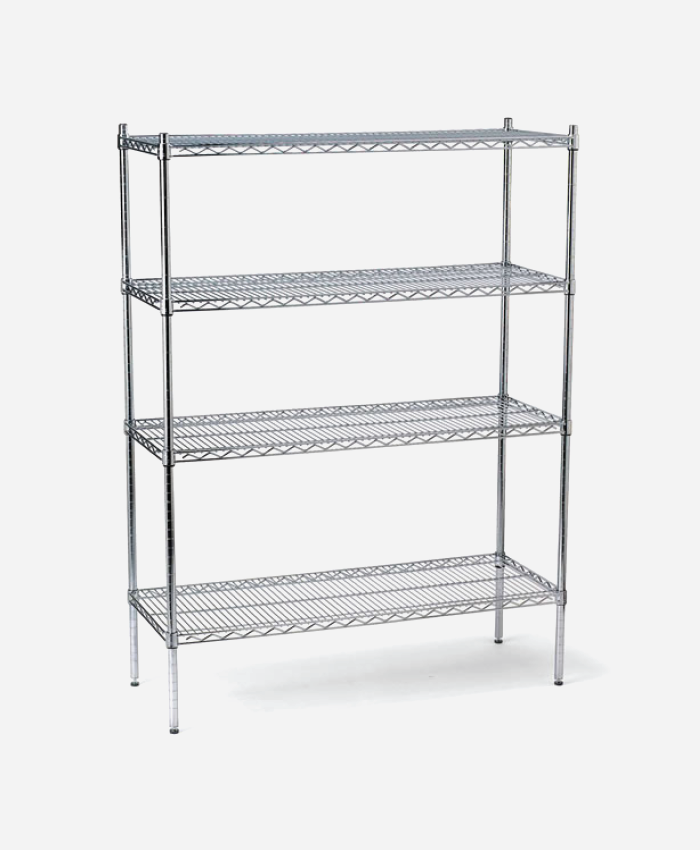 Chrome Plated Trolley