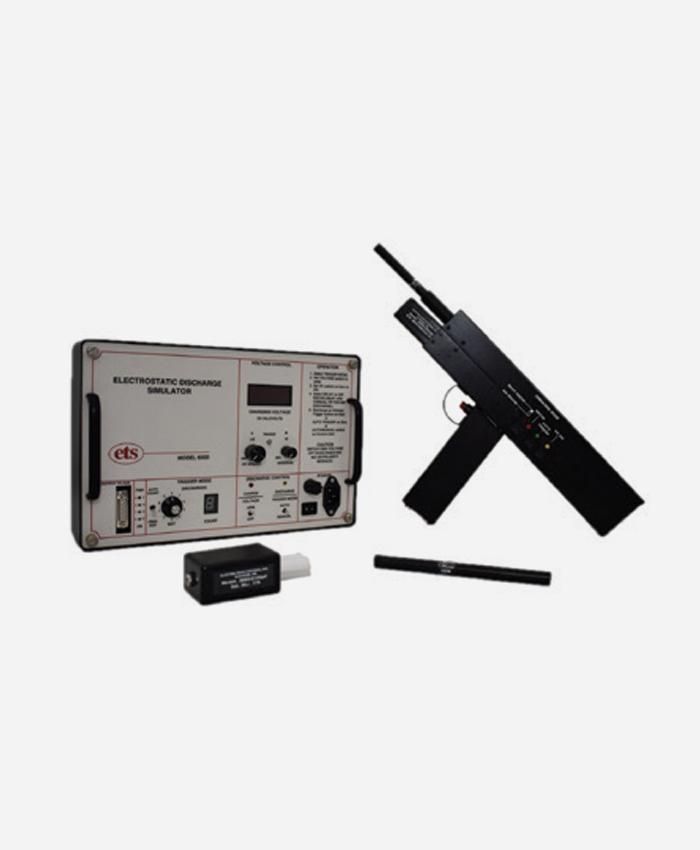 Electrostatic Discharge Simulator