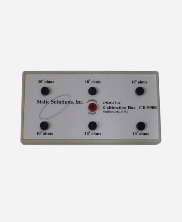 Calibration Box for Resistance Meter